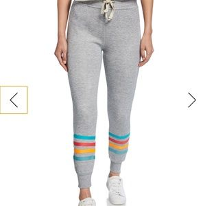 NWT Splendid x Gray Malin Lifeguard Jogger